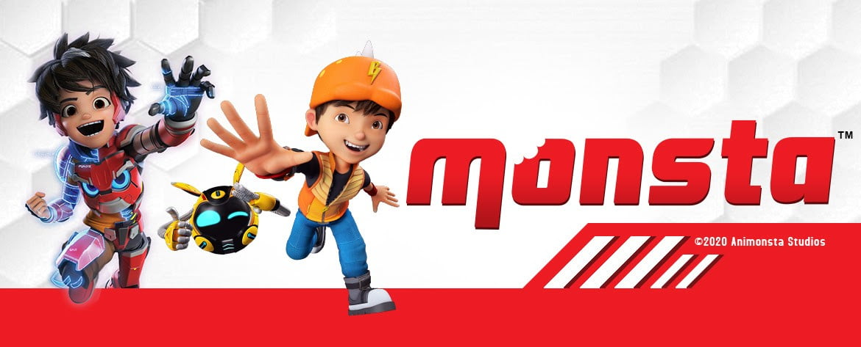 Monsta To Stream Anime Titles
