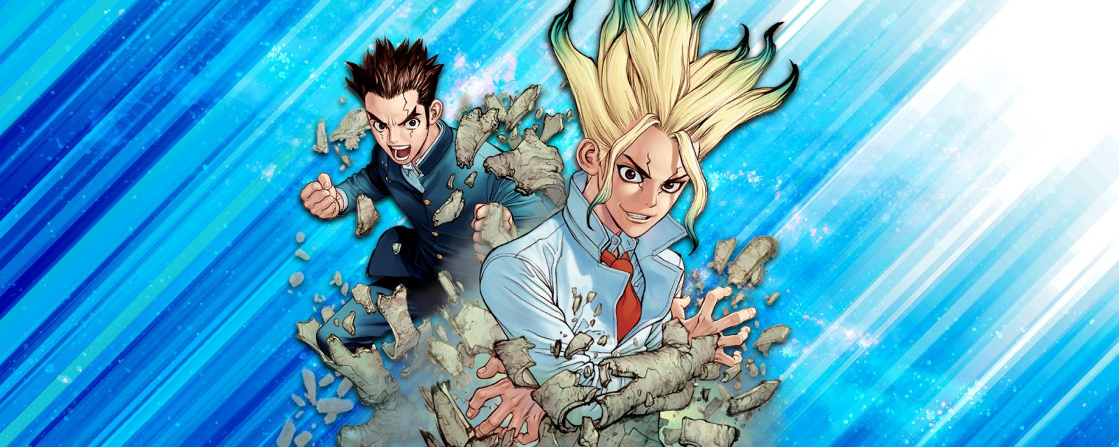 Dr.Stone Chapter 147