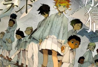 feature image of the promised neverland chapter 175