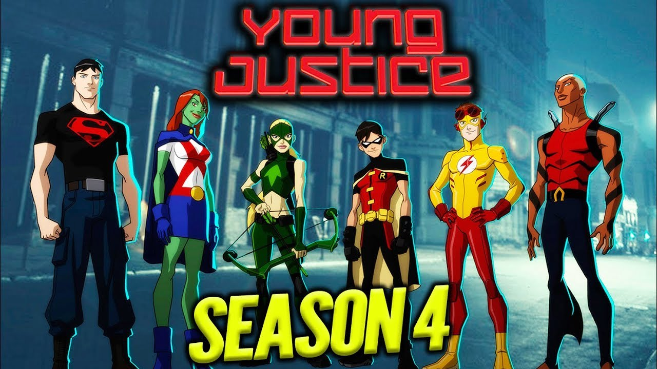Young Justice Season 4 Release Date And What Is Storyline ...