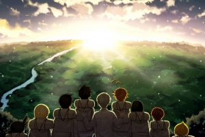 the-promised-neverland-season-2-release-date-new-key-visuals