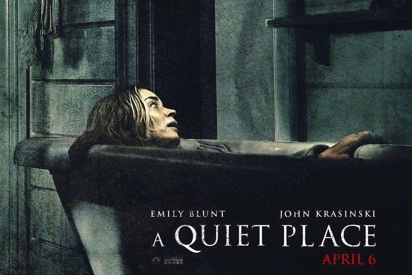 A Quiet Place, A Quiet Place: Spin-Off Confirmed & In Production By John Krasinski