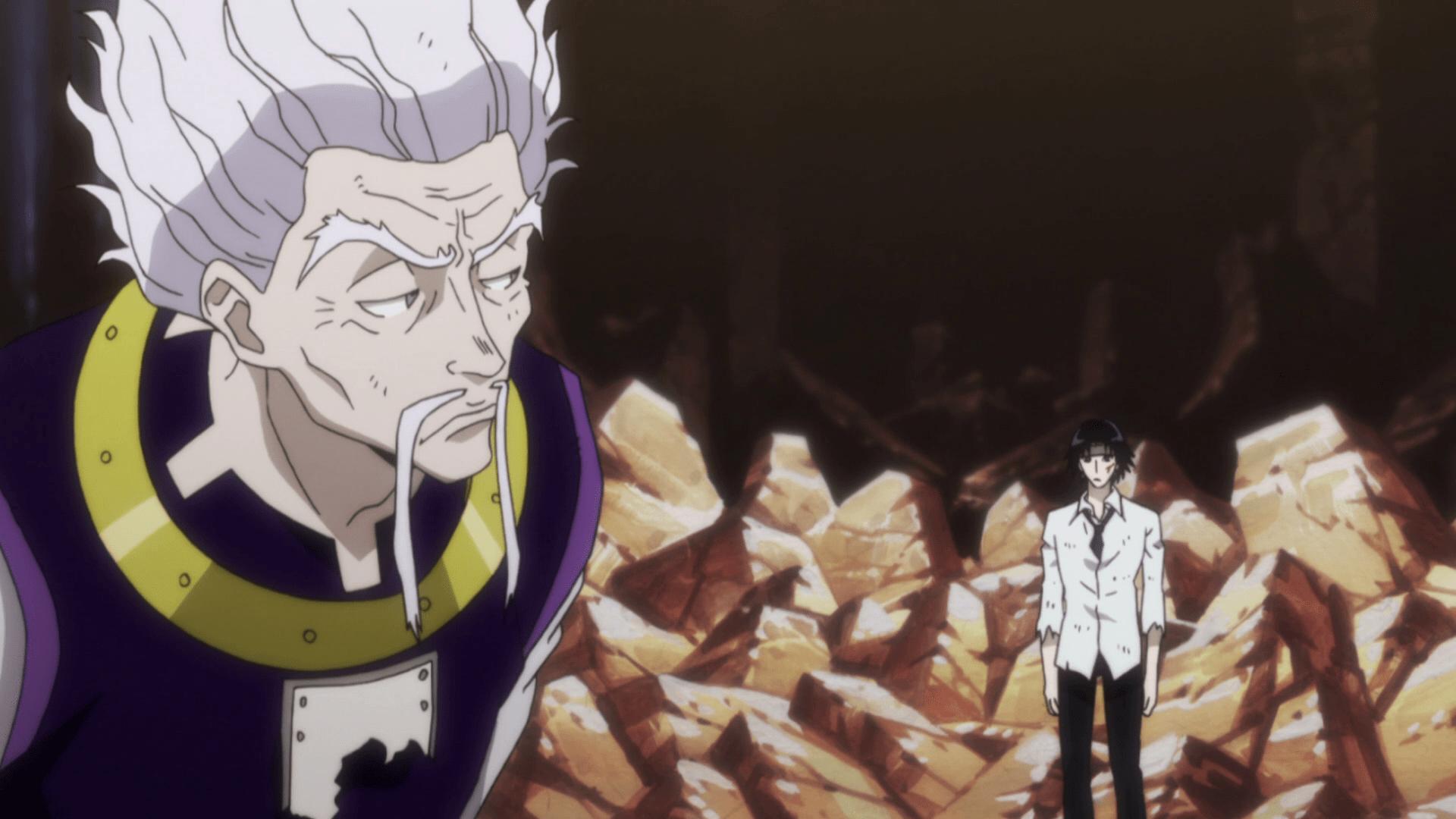 hxh anime Assault x And x Impact Episode 52
