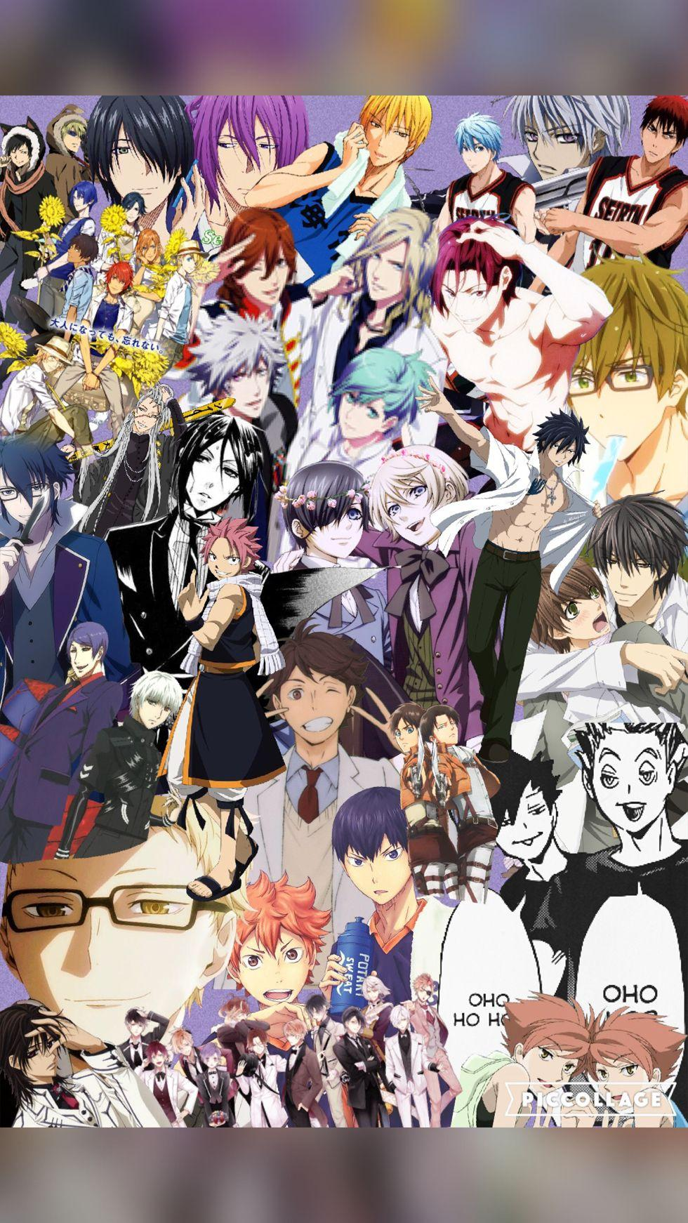 Hottest-anime-males