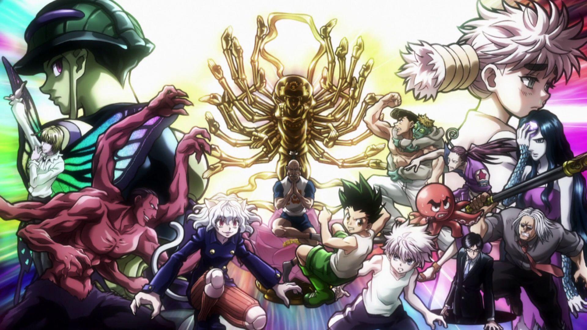 Top Anime To Watch If You Love Hunter x Hunter