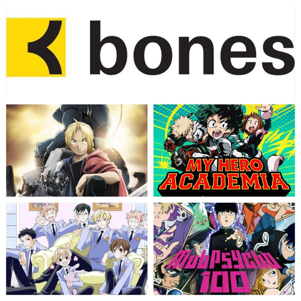 Anime Studios, Top 10 Best Anime Studios