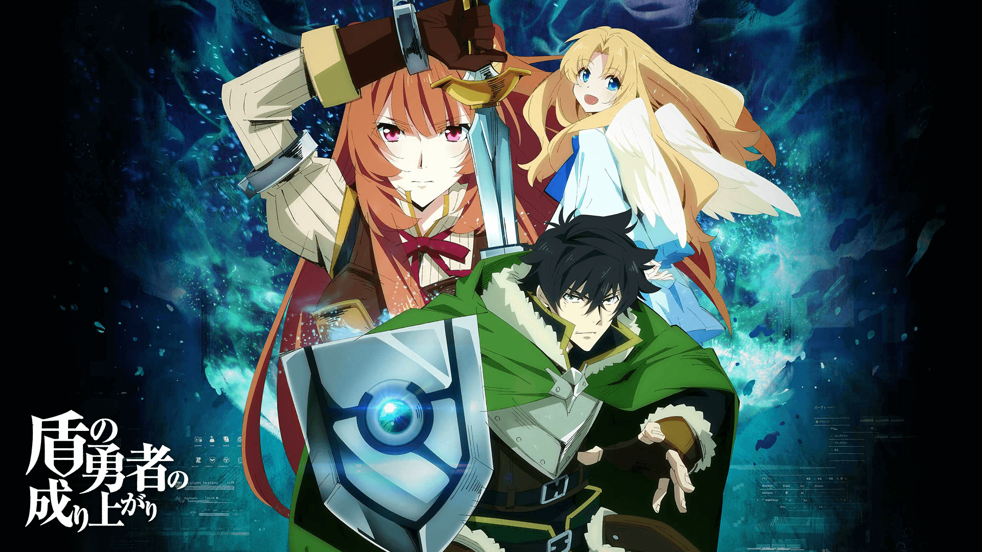 Isekai Anime like BOFURI: I Don't Want to Get Hurt, so I'll Max Out My Defense, with main character with powerful defense, The Rising Of The Shield Hero