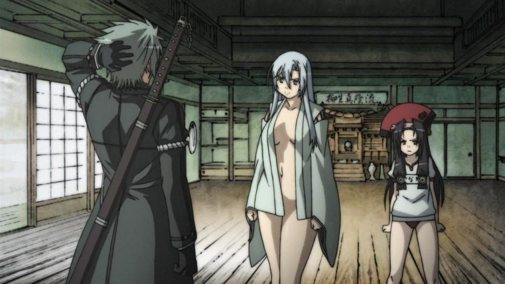 uncensores anime Samurai Girls