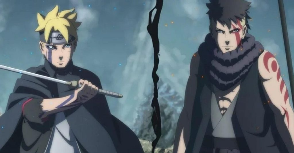 what is karma power in boruto