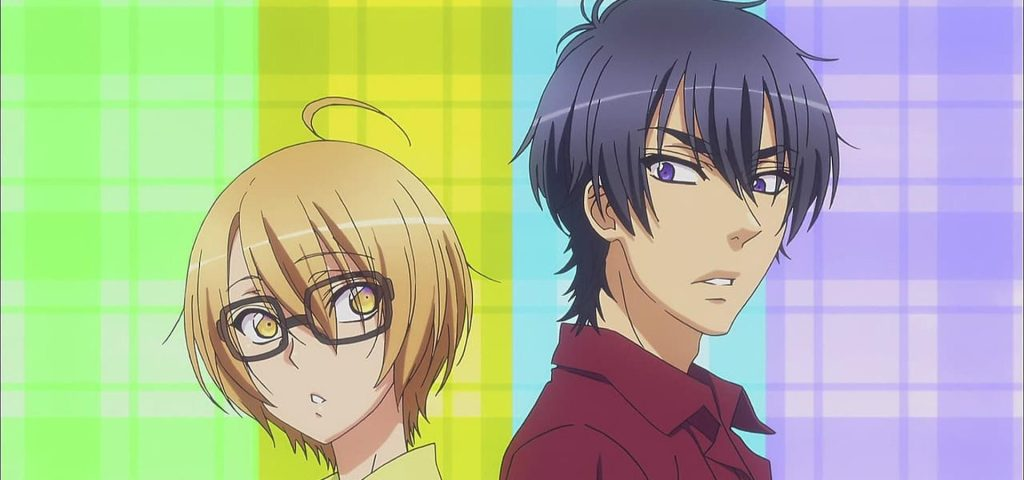 Gay Anime Love Stage!!
