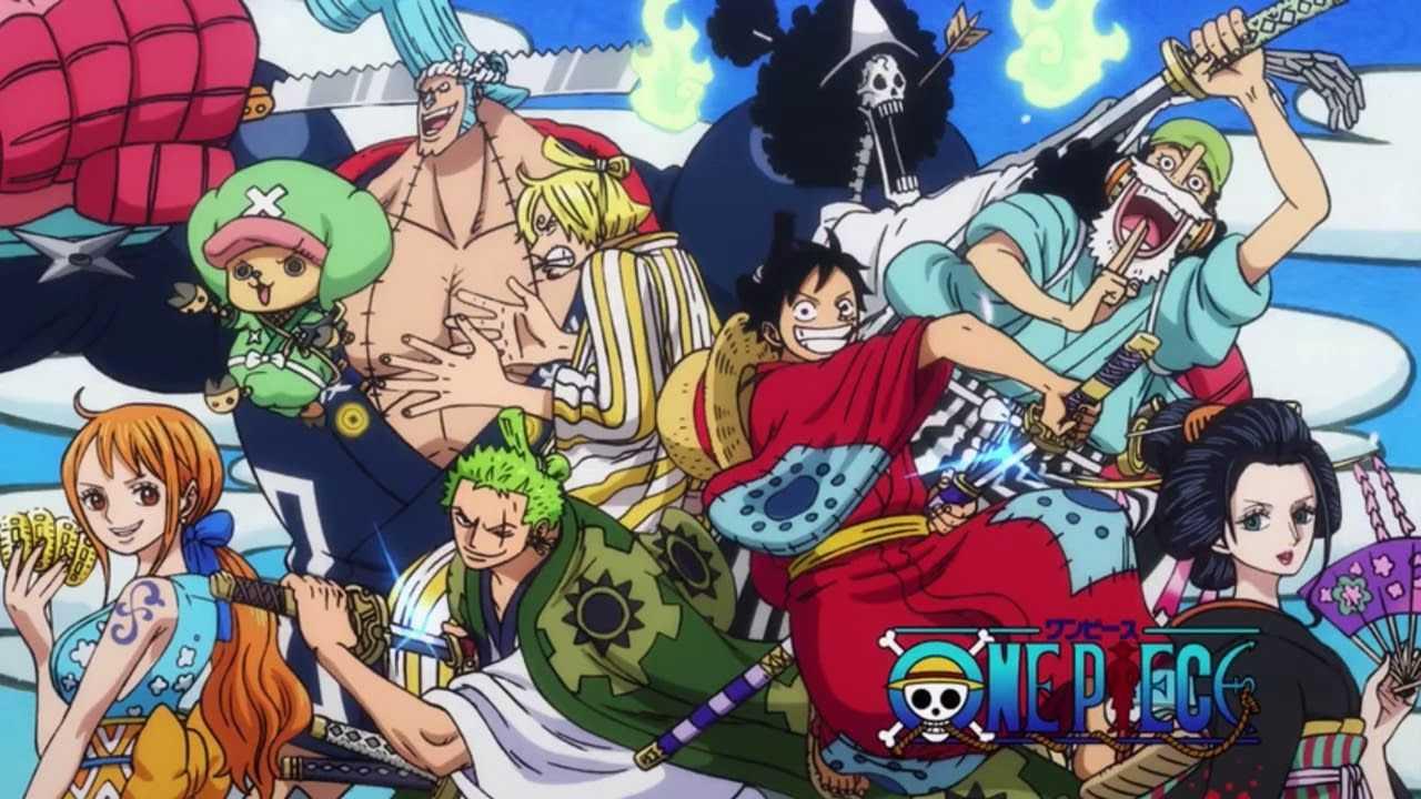 animes like naruto shippuden One Piece