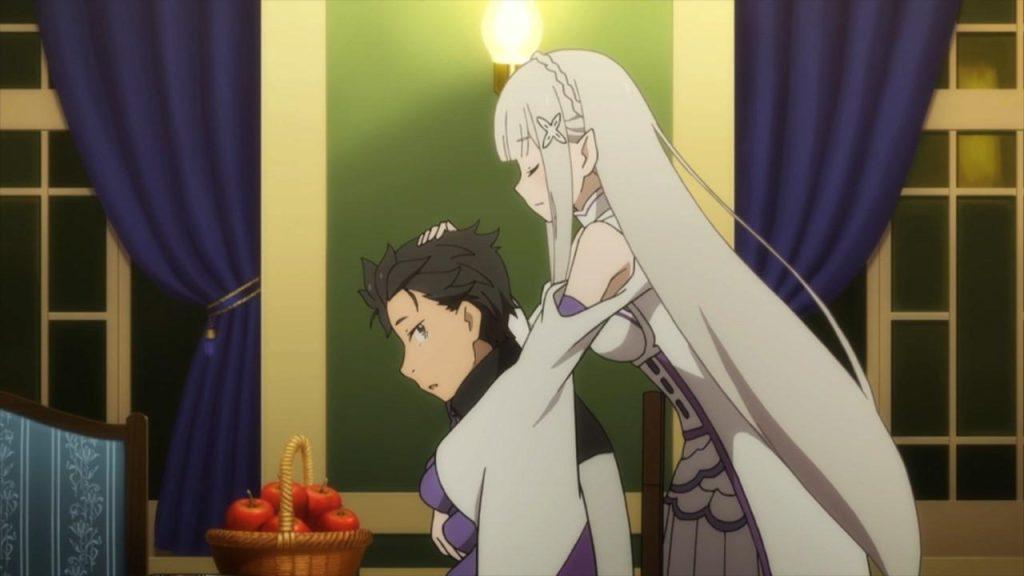 top 10 isekai anime list Re:Zero