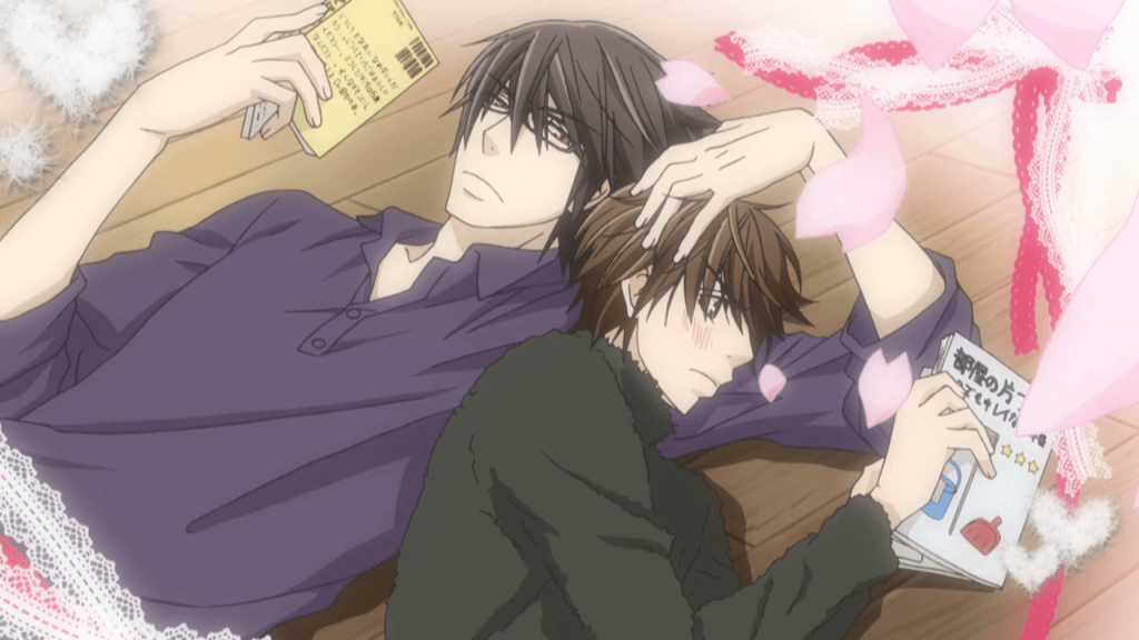 Boys Love Gay Yaoi Anime Sekai Ichi Hatsukoi - World's Greatest First Love