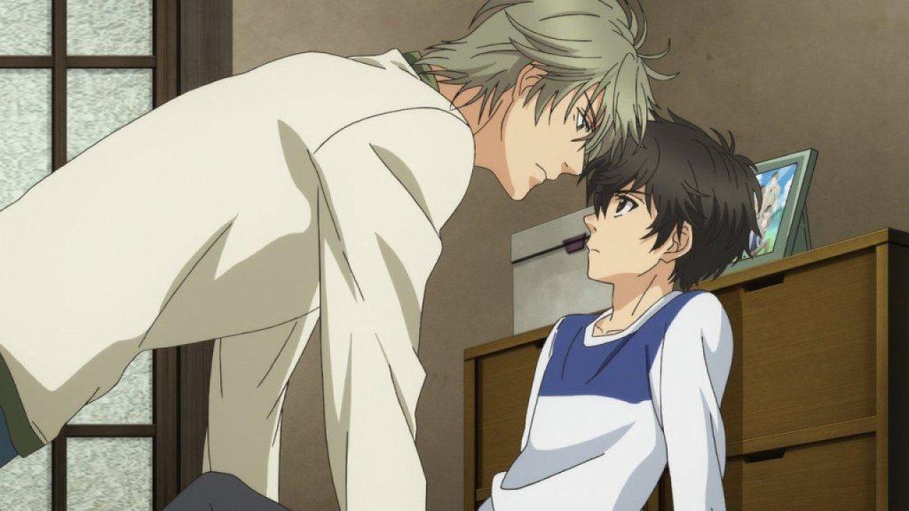 Boys Love Yaoi Anime Super Lovers