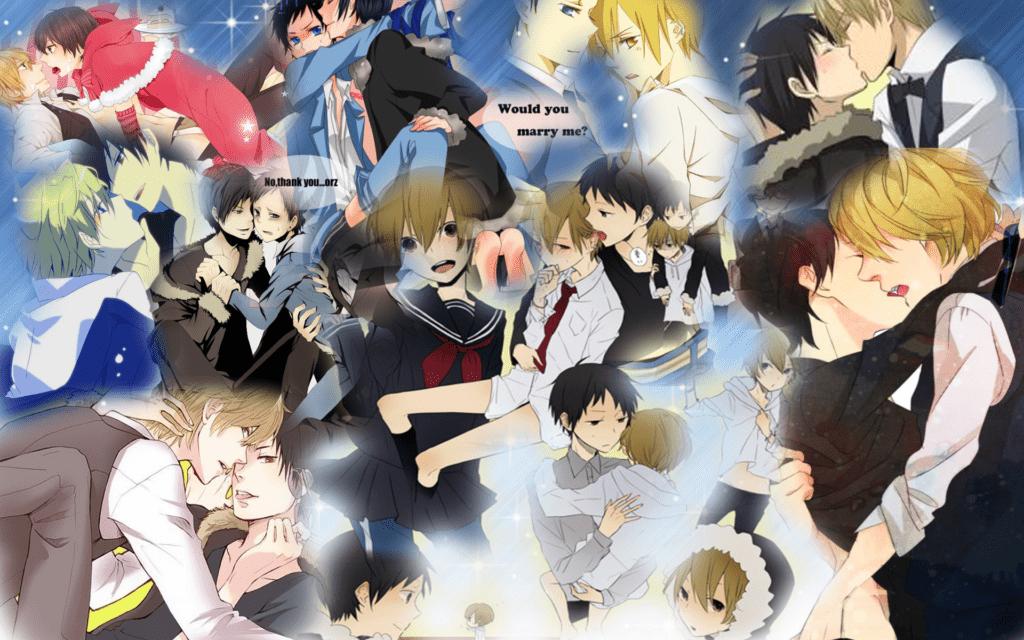 Top Best Yaoi Bara Anime Series