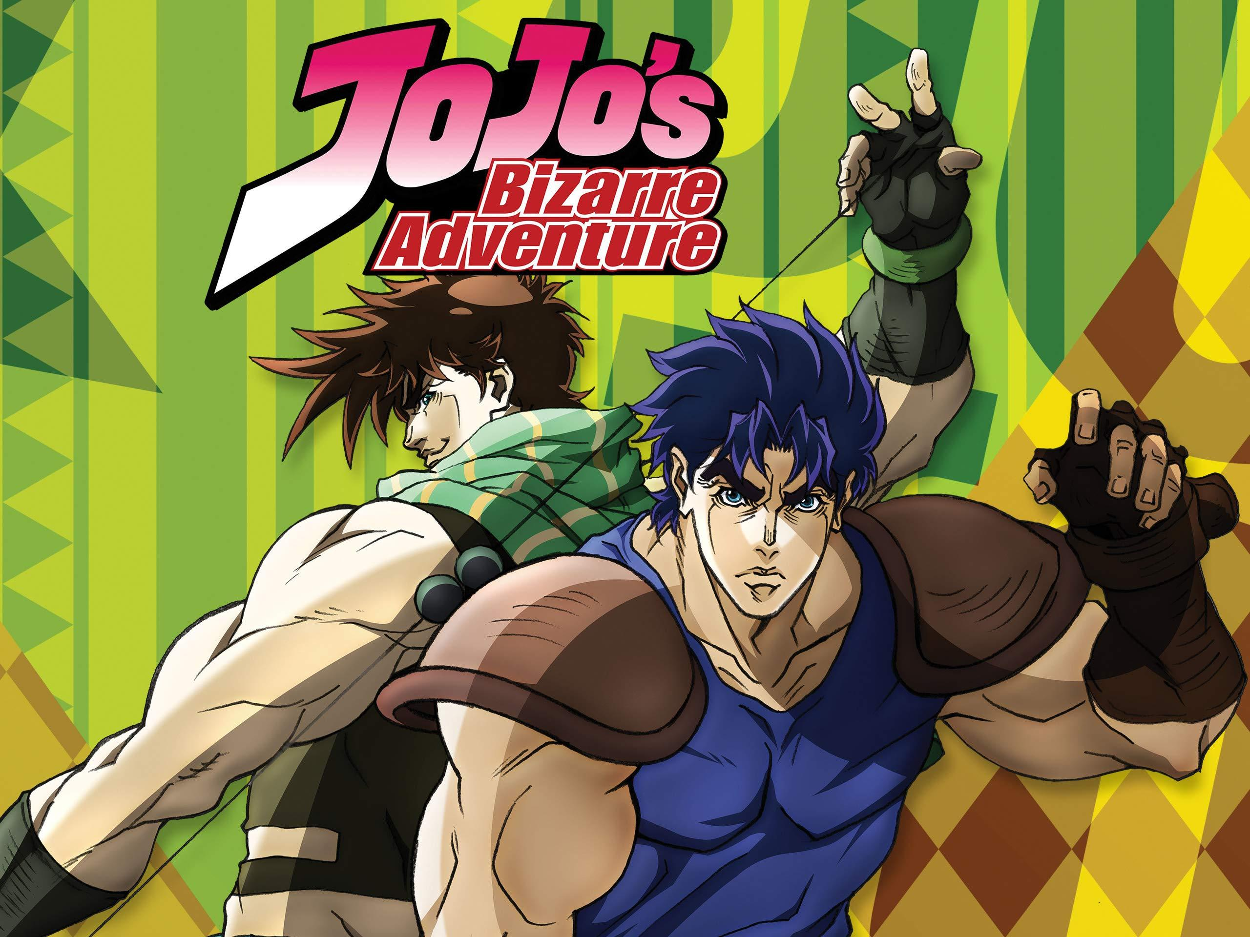 Jojo's Bizzare-Adventure