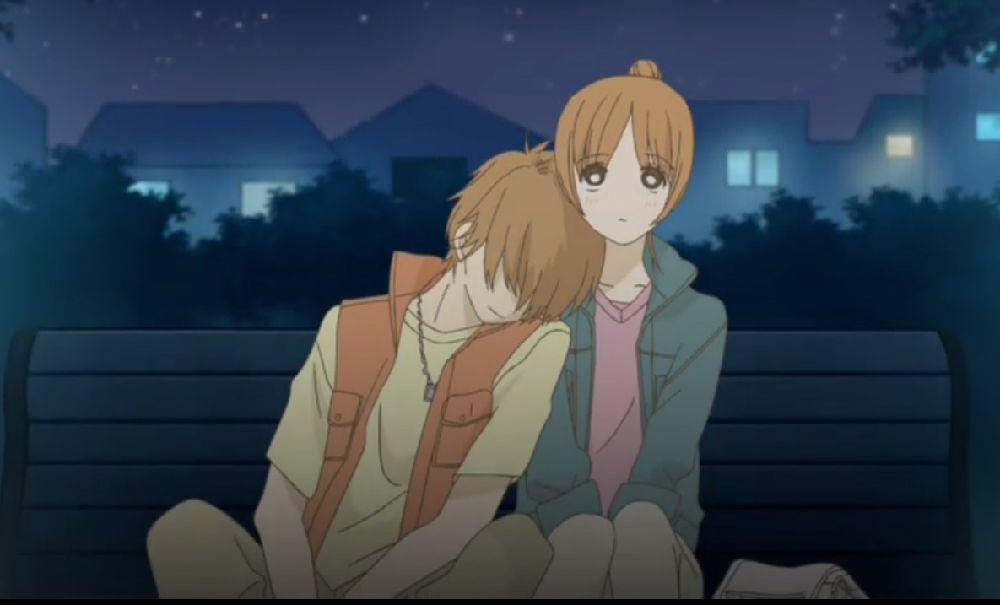 best anime like ao haru ride Bokuraga Ita