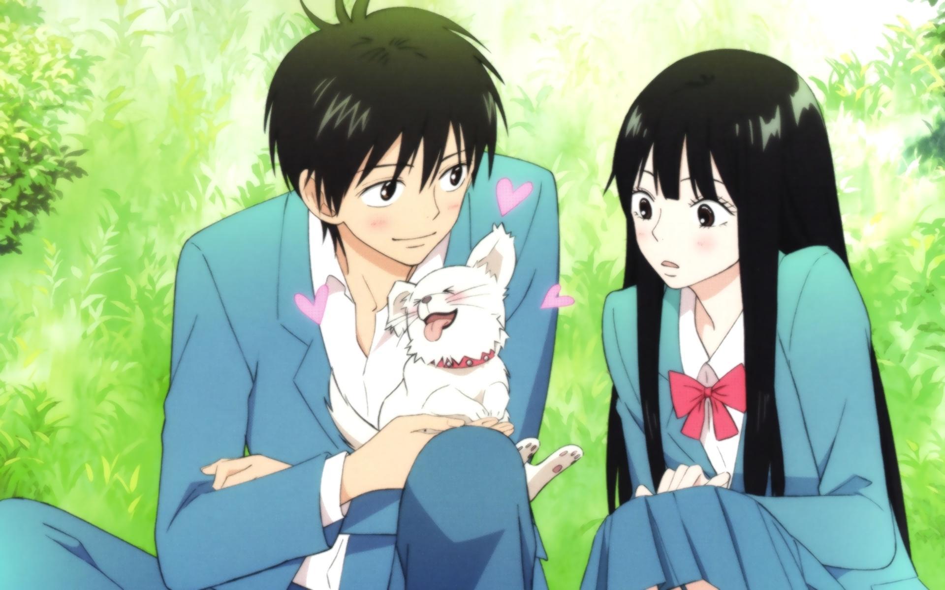 anime like ao haru ride blue spring ride Kimi ni Todoke