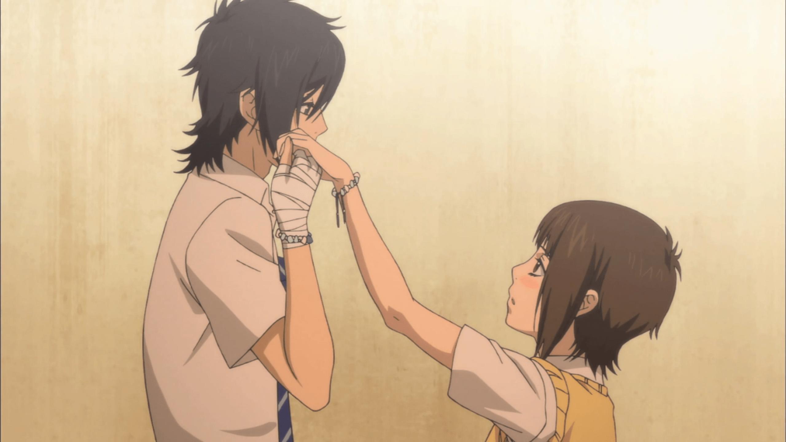 6 anime like ao haru ride Say I Love You