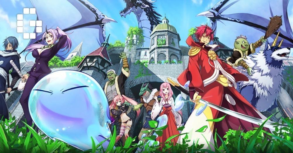 Best isekai anime like how a realist hero rebuilt the kingdom, That Time I got Reincarnated as a Slime