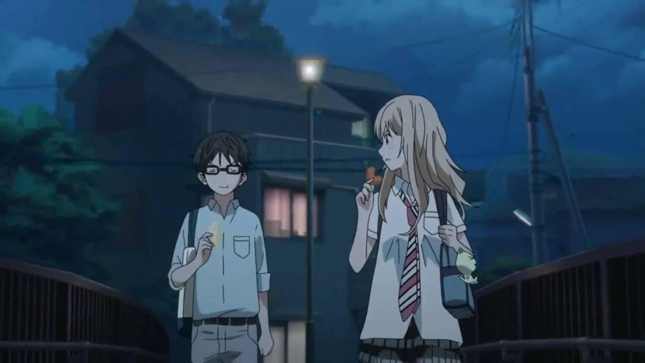 anime like ao haru ride reddit Your Lie In April
