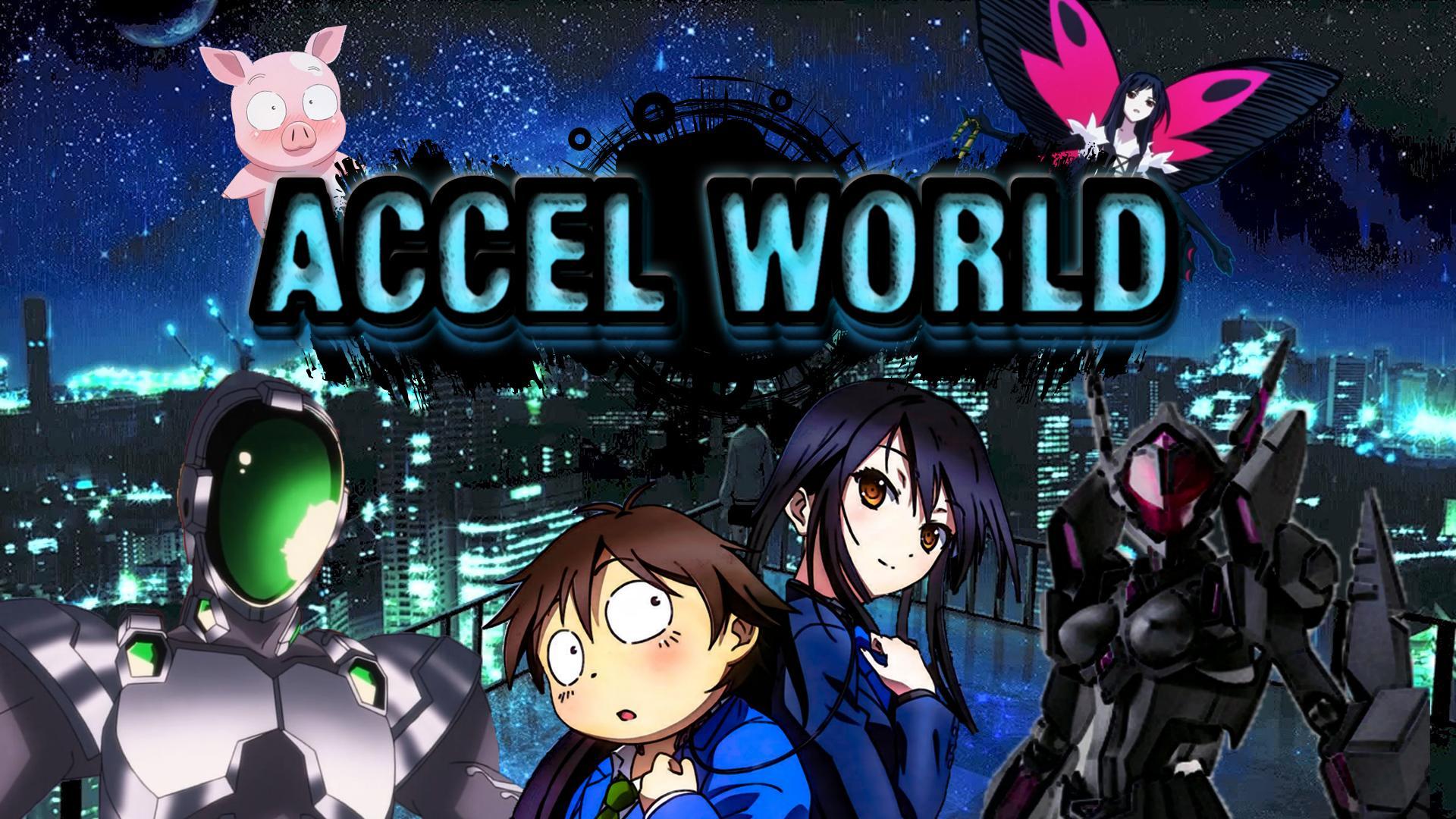 interesting anime like Darwin's Game, Accel World