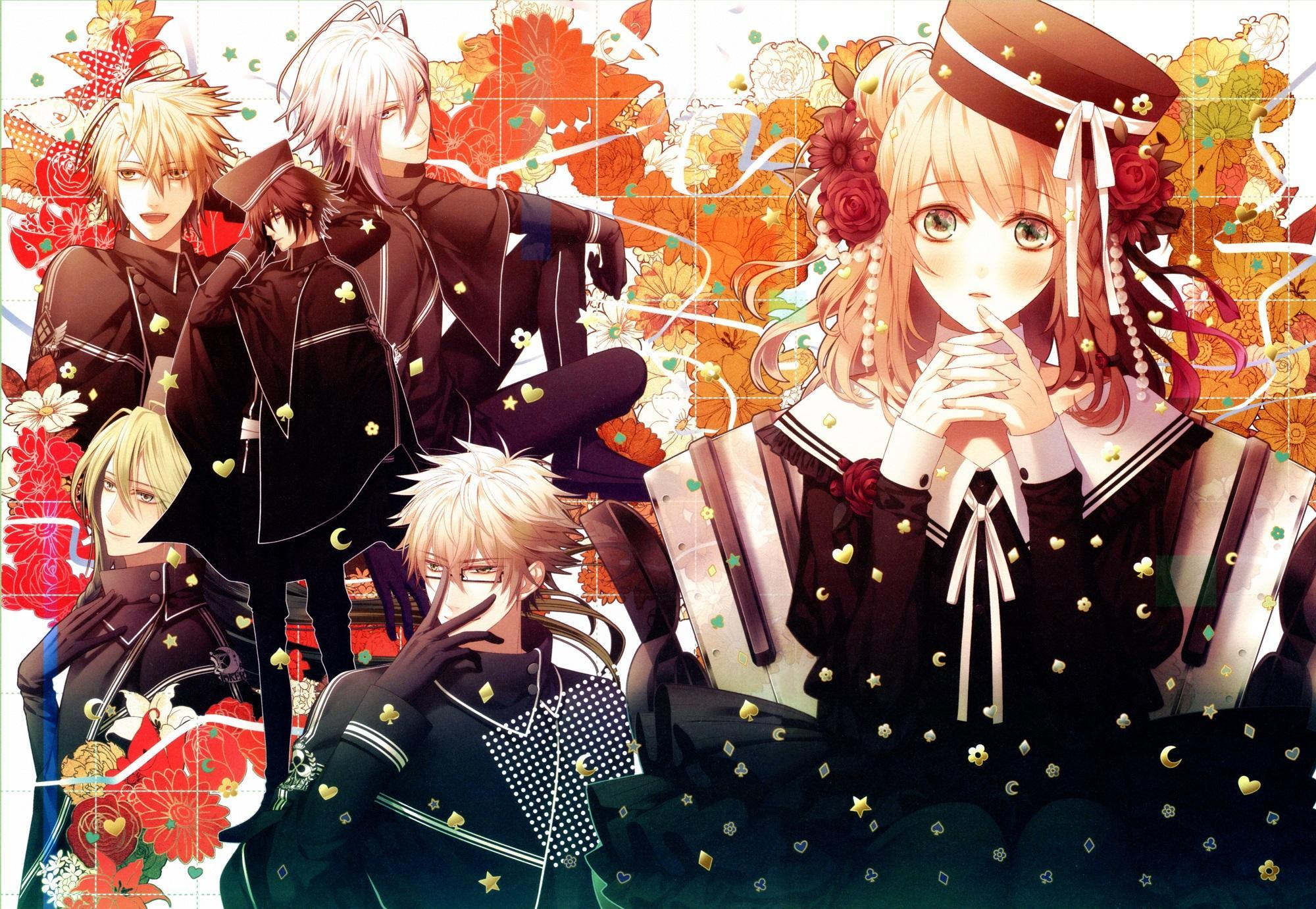 Amnesia in anime like brothers conflict
