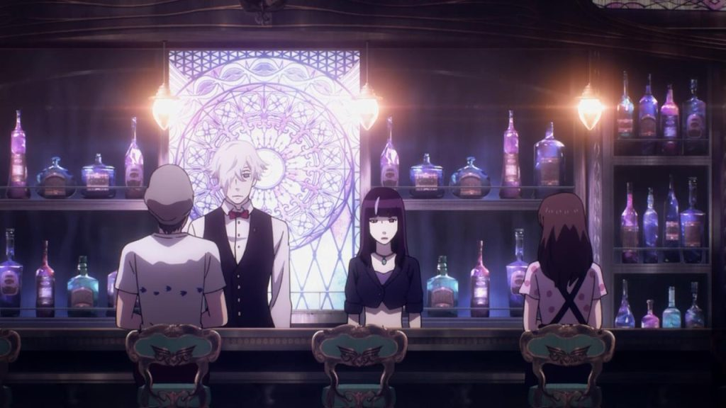 Death Parade, anime similar to Death Note