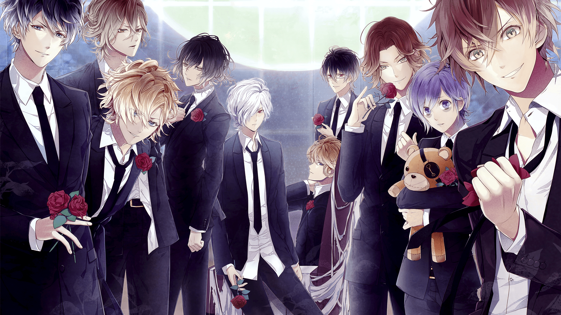 anime like brothers conflict and diabolik lovers