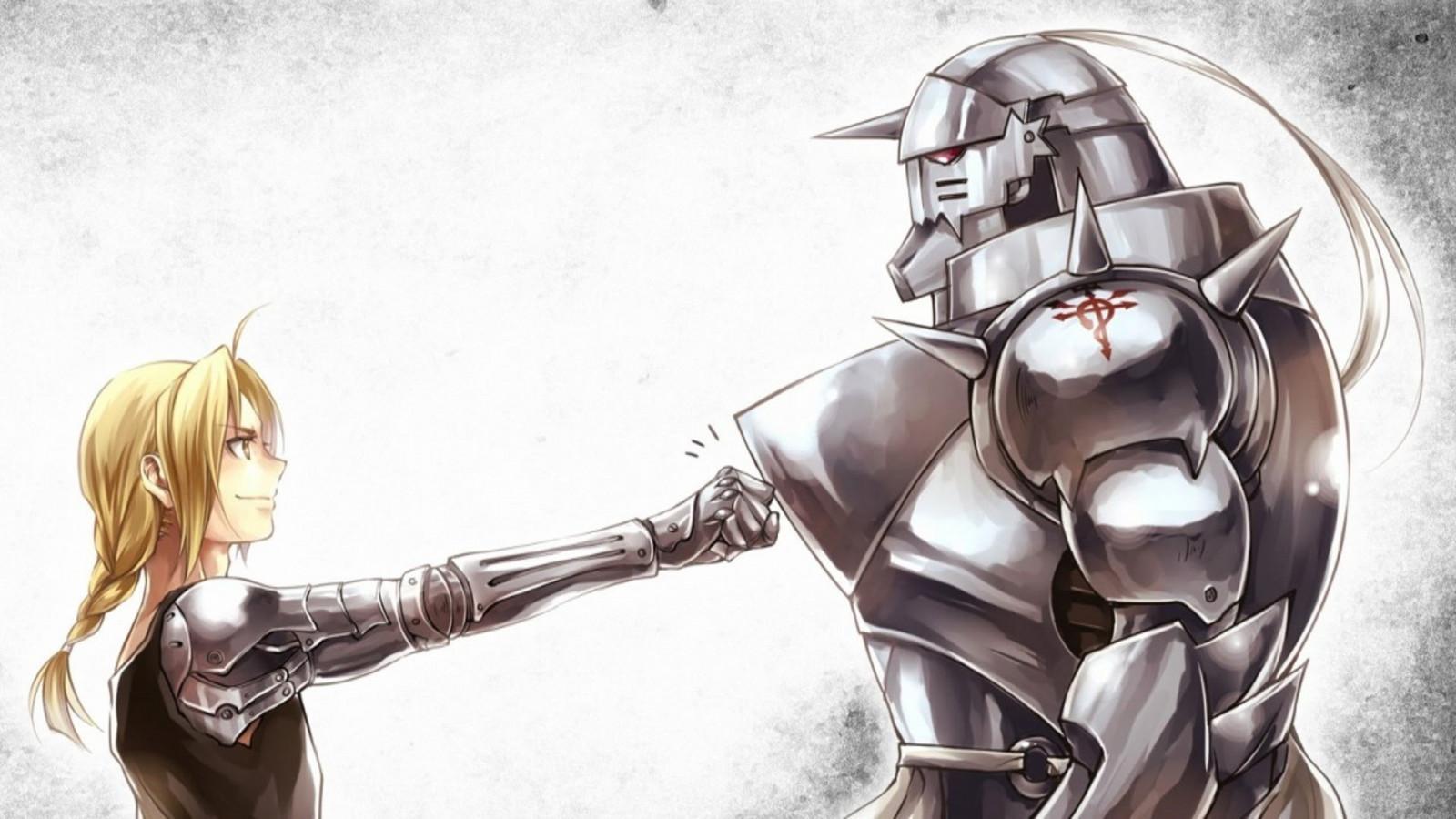 emotional anime lile Demon Slayer, Fullmetal Alchemist Brotherhood