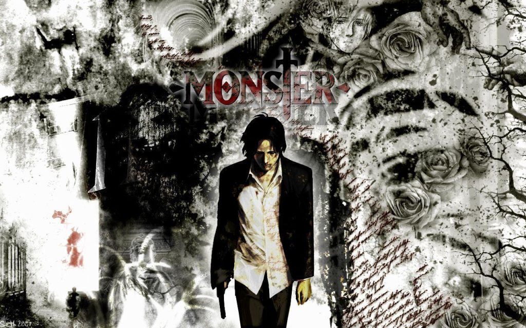 Dark and psychlogical show like Death note, Monster