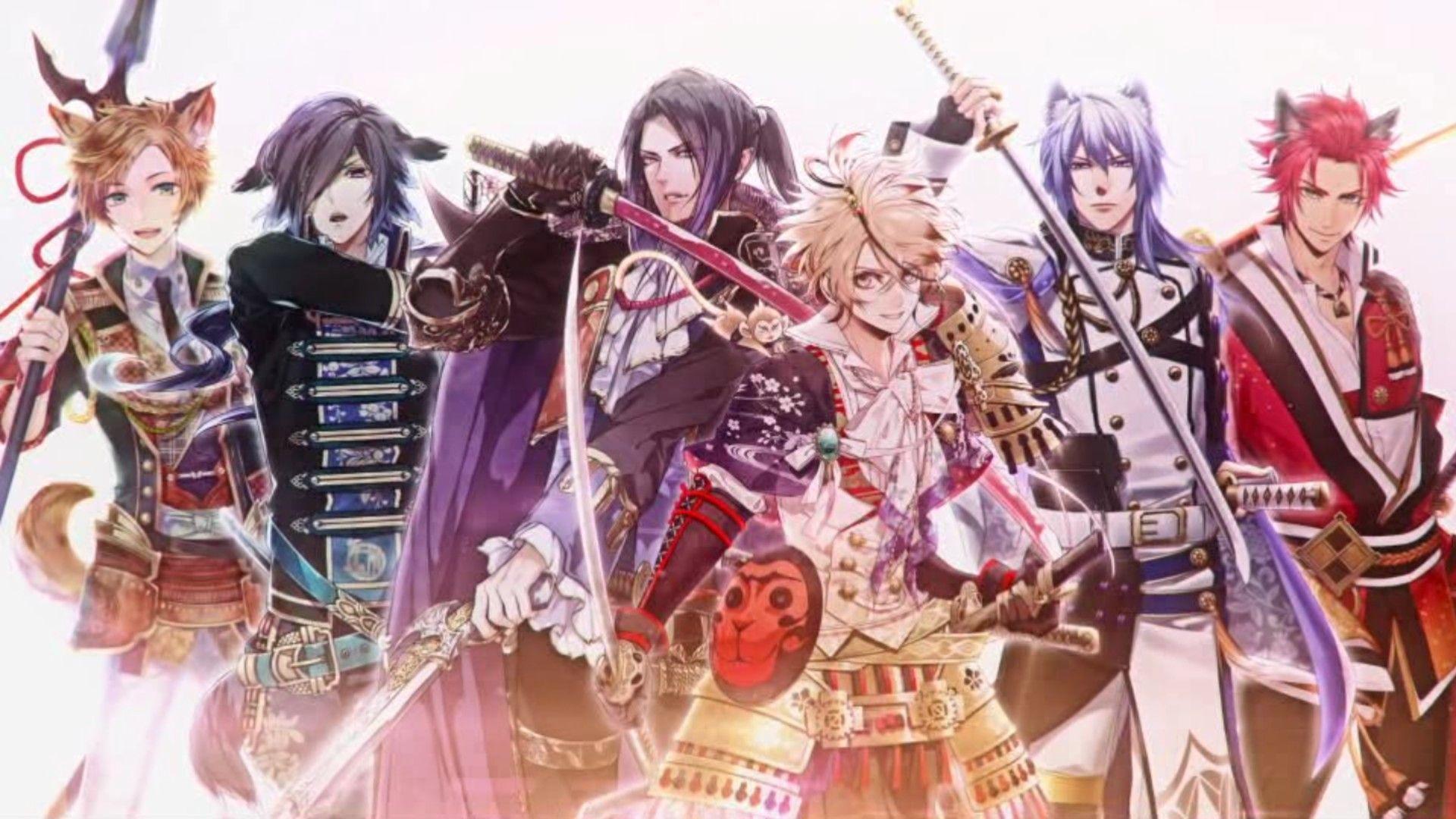 Awesome anime like Dance With Devils, Sengoku Night Blood
