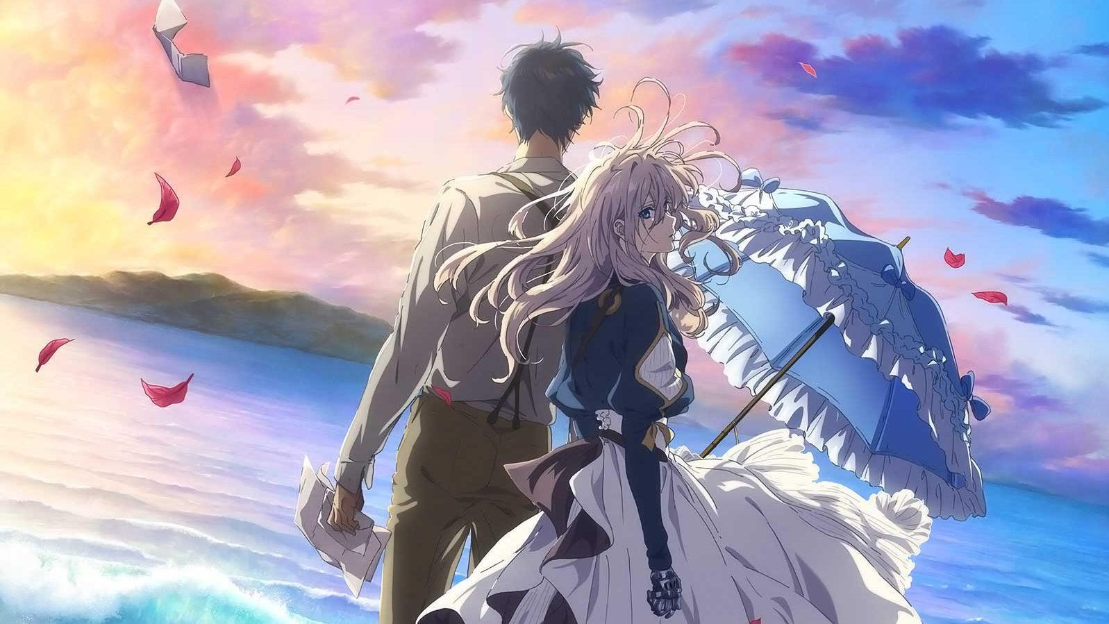 Emotional anime like To Your Eternity, Violet Evergarden