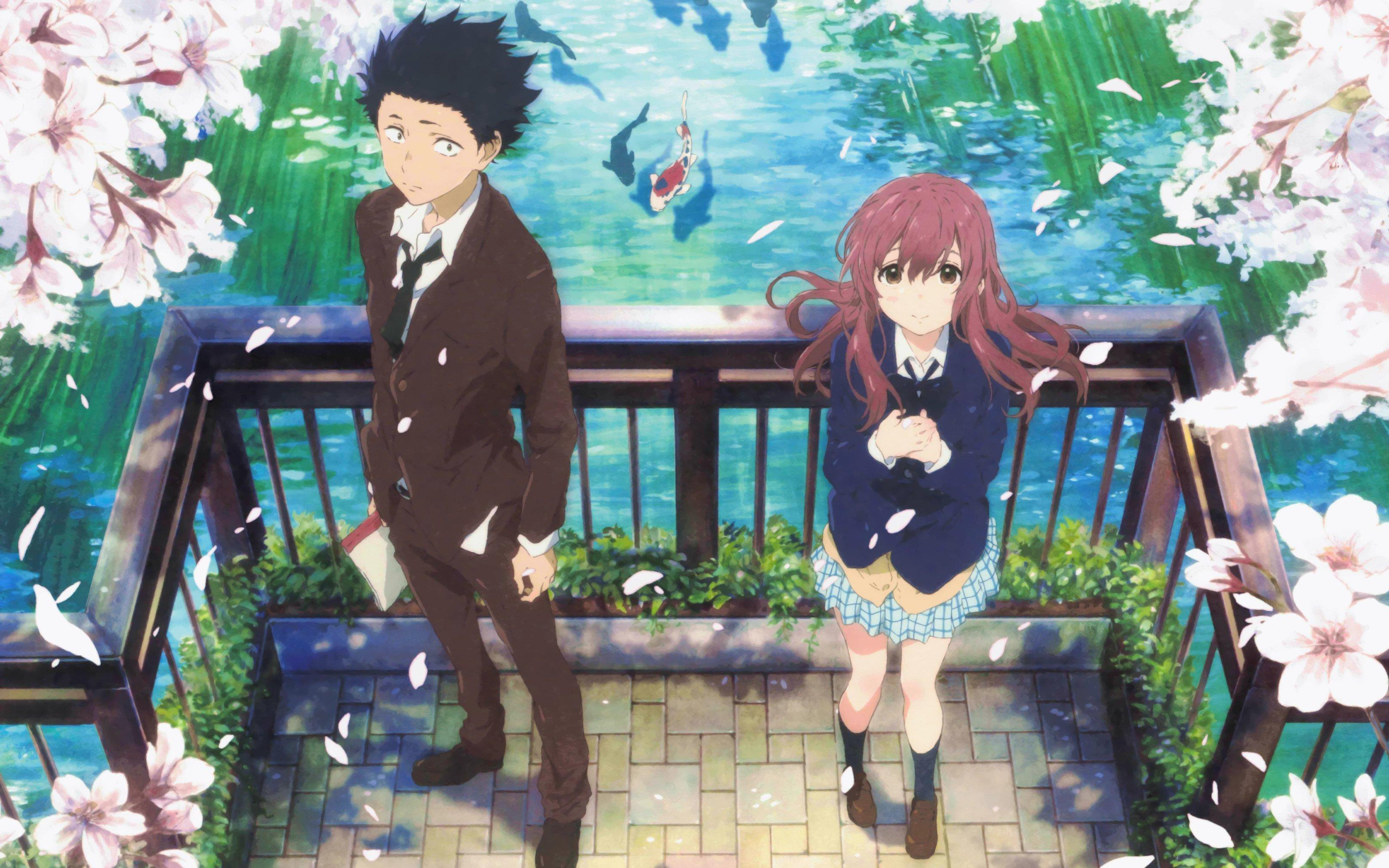 romantic anime movie like To Your Eternity, A Silent Voice