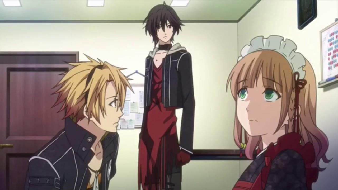 mysterious anime like diabolik lovers, Amnesia