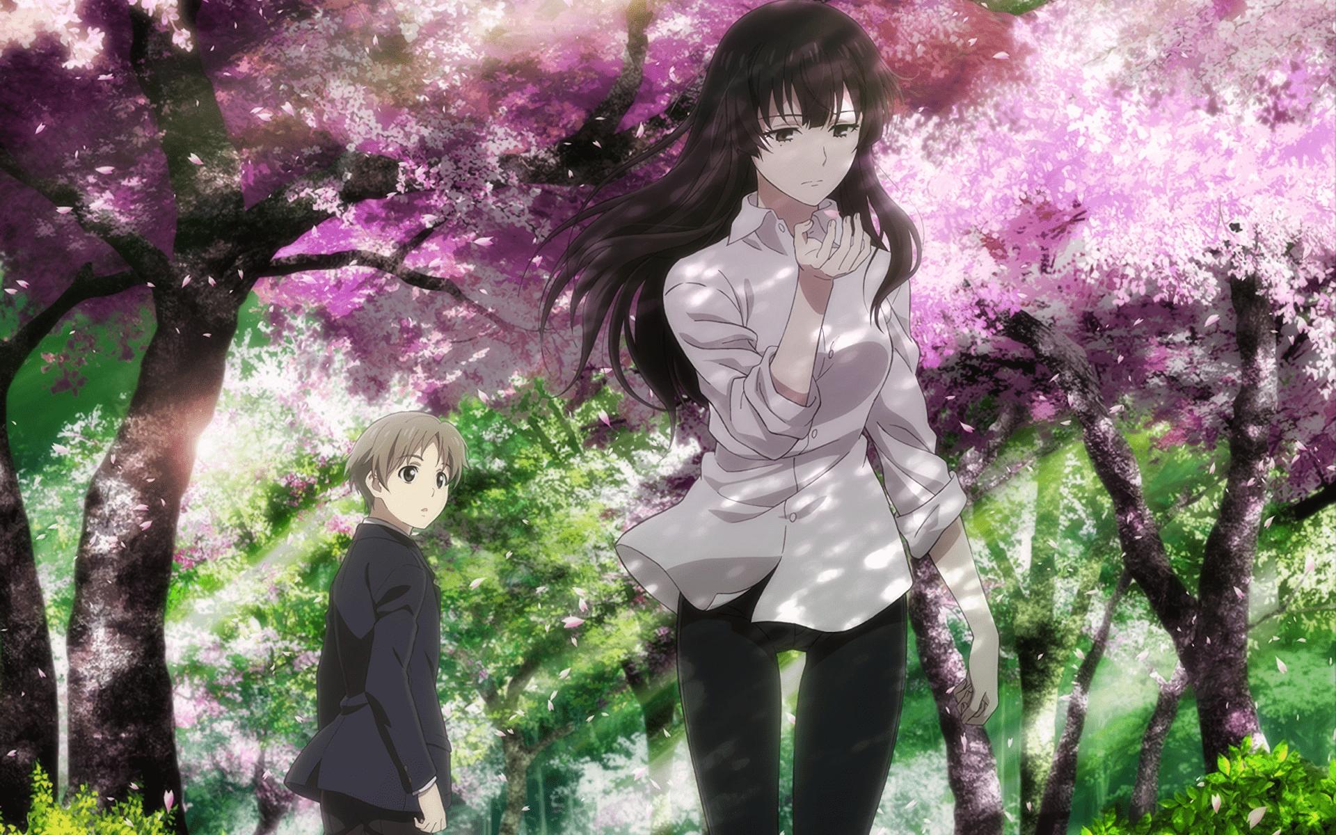 Mystery anime Beautiful Bones -Sakurako's Investigation- Similar to The Detective Is Already Dead