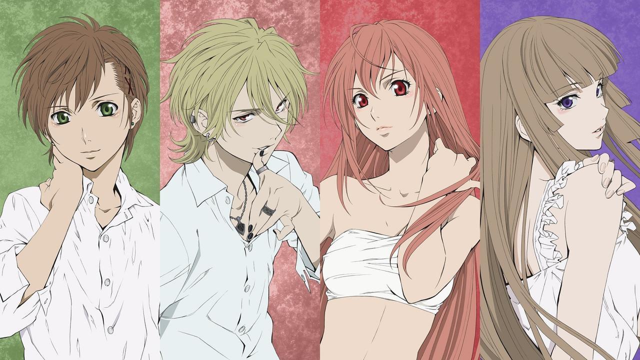 anime where female is already dead, similar to The Detective Is Already Dead, Blast of Tempest