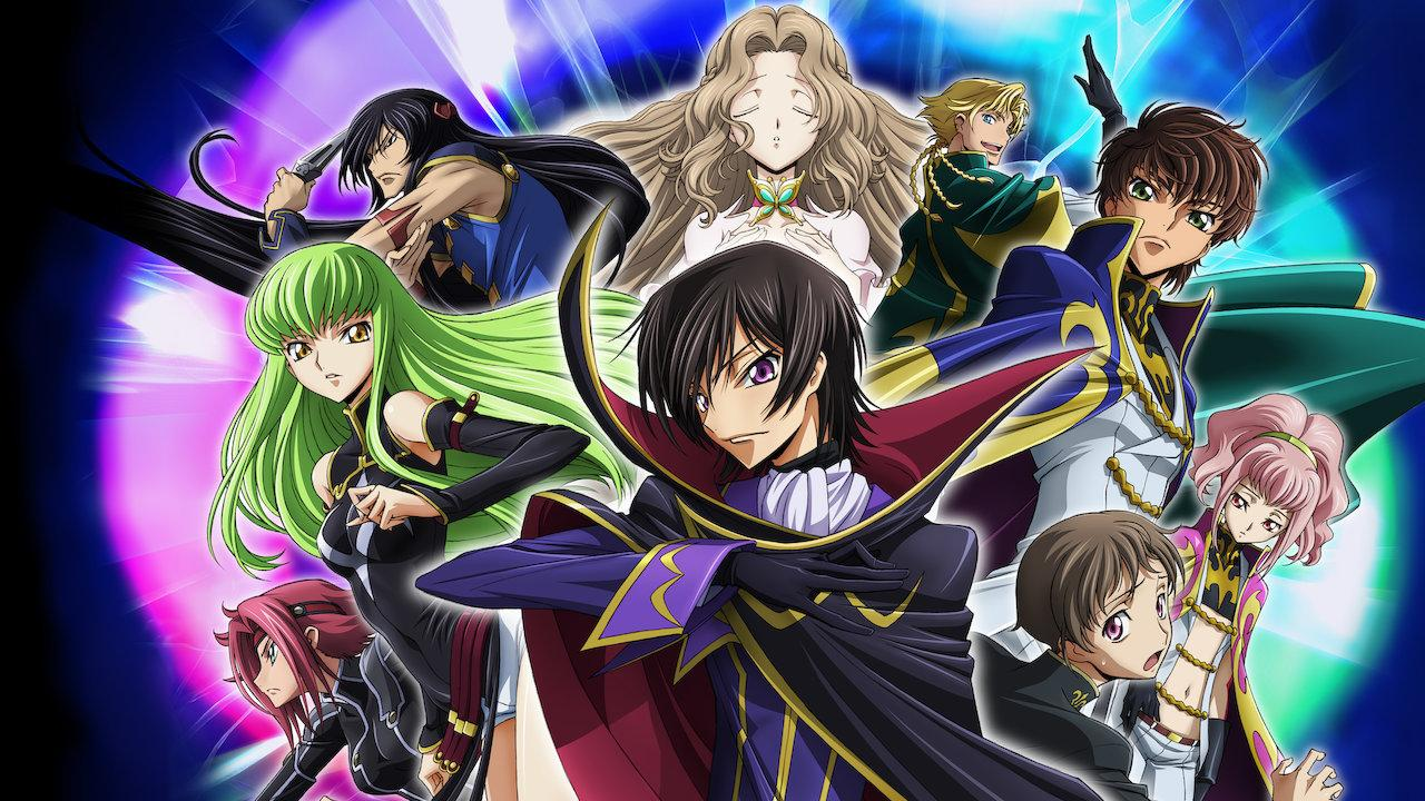Psychological Anime similar to 86 Code Geass Lelouch of the Rebellion