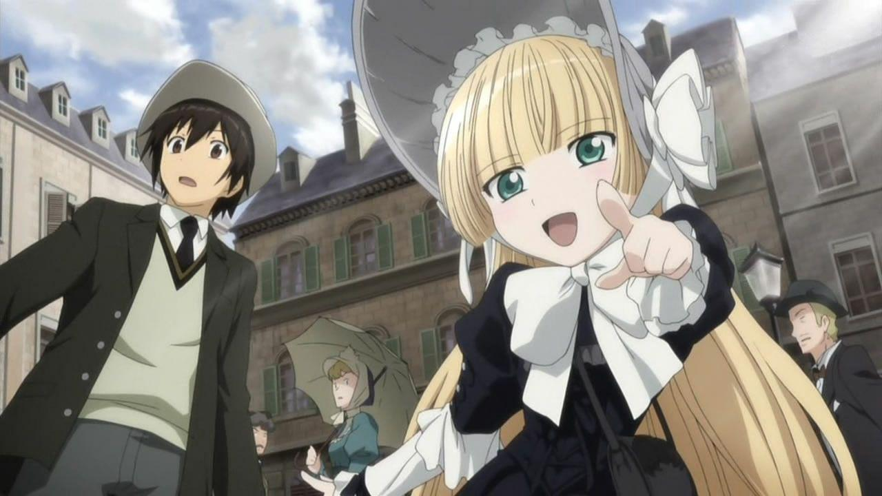 Dark anime like The Detective Is Already Dead
