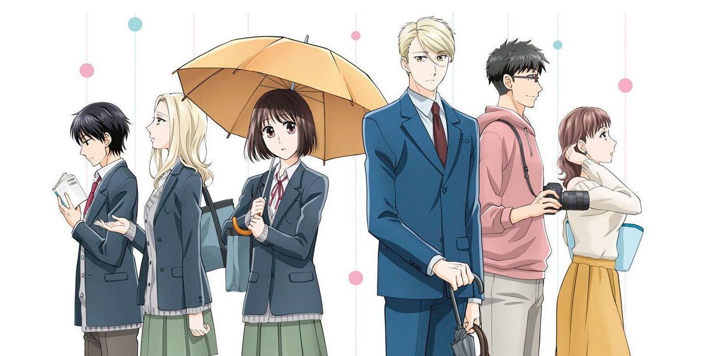 Romantic Anime similar to Don't Mess With Me, Miss Nagatoro, Koikimo