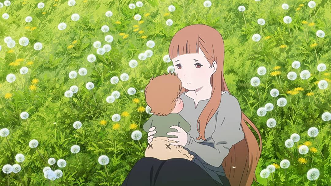 Sad anime movie like To Your Eternity, Maquia When the Promised Flower Blooms