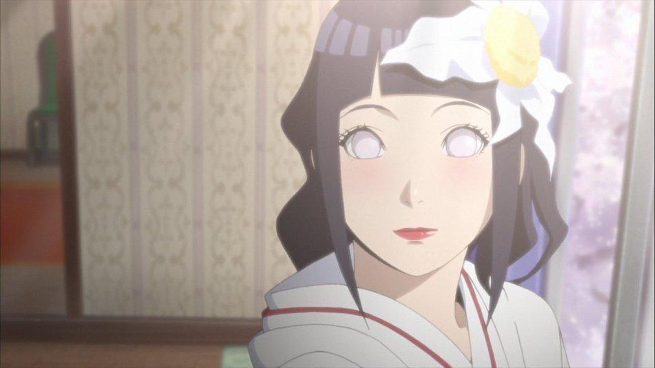 Naruto Hinata NaruHina Wedding Look