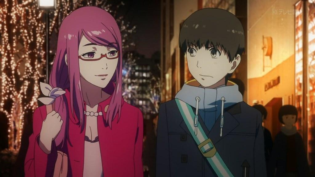 Thrilling anime similar to The Detective Is Already Dead, Tokyo Ghoul