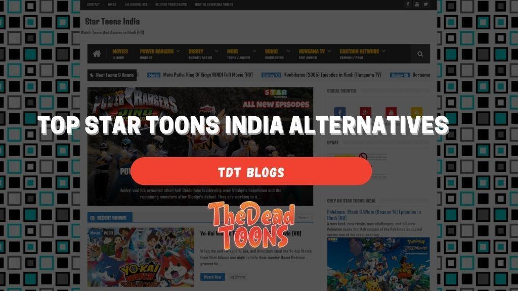 Top Star Toons India Alternatives