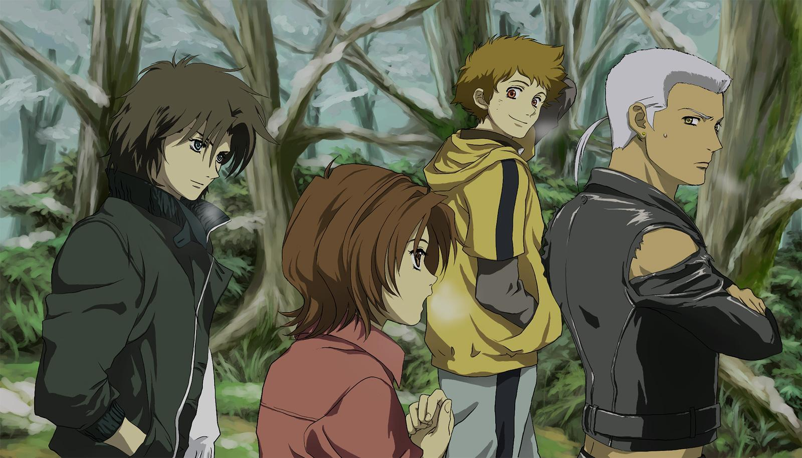 Philosophical anime similar to To Your Eternity, Wolf's Rain