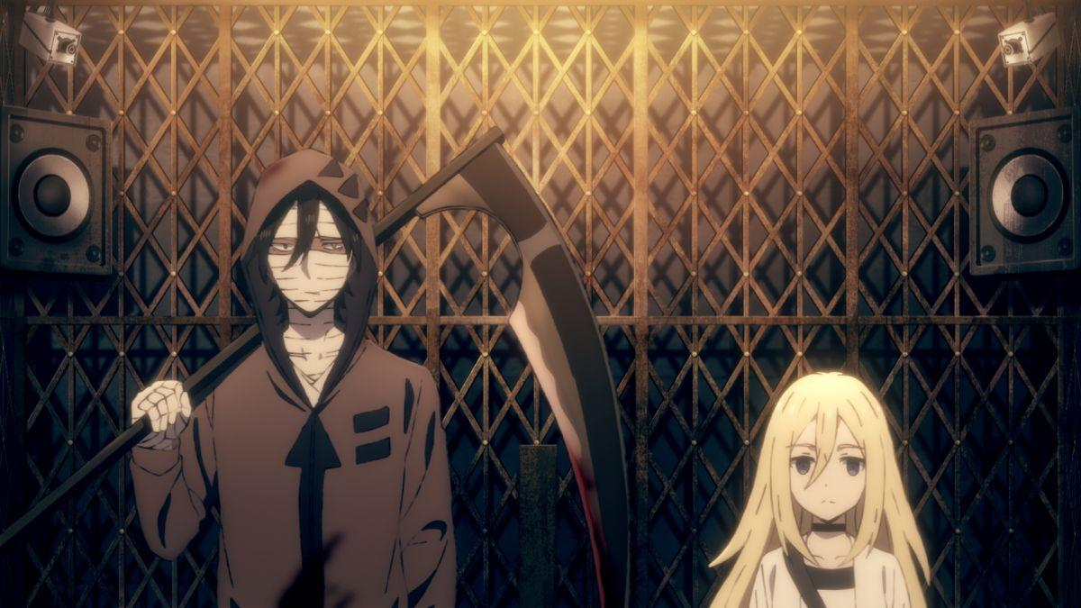 Best anime you should watch if you like High-Rise Invasion, Angels of Death
