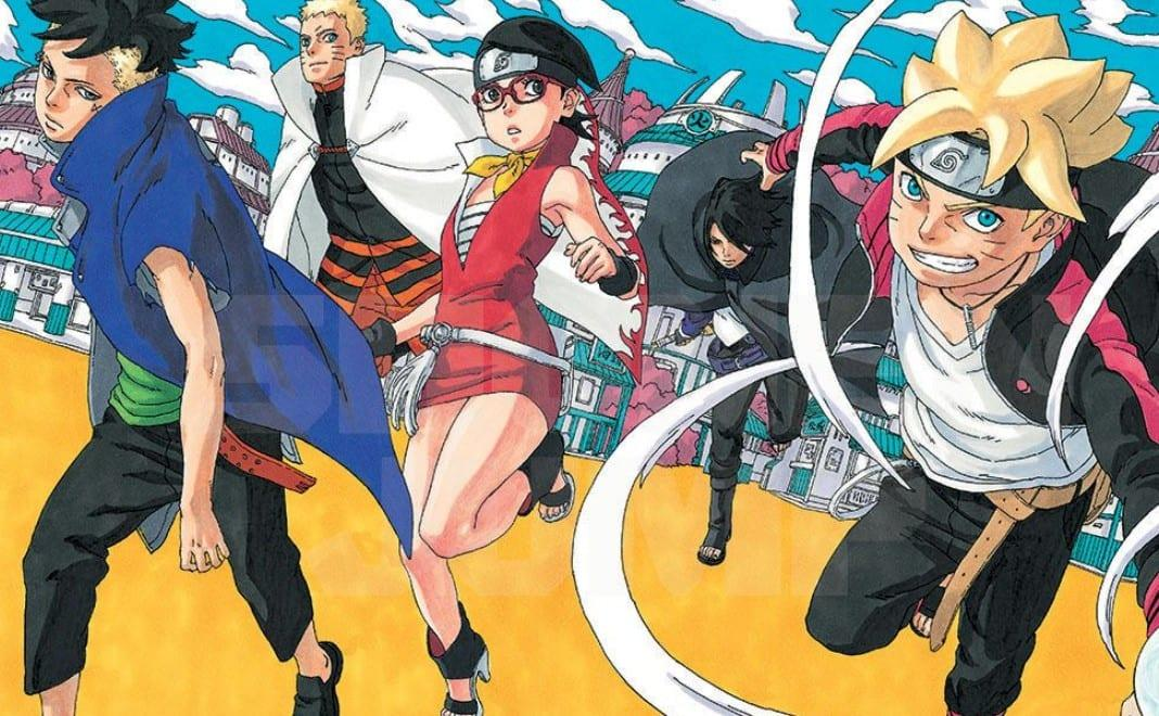 Boruto Chapter 62 Release Date and Time