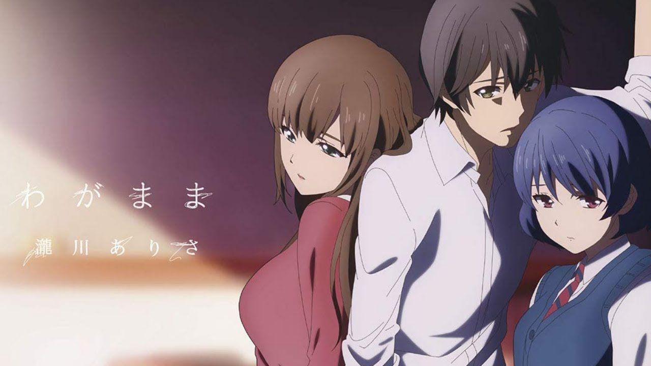 Romantic drama anime like Higehiro, Domestic Girlfriend