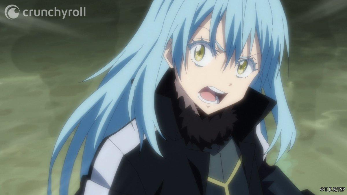 That Time I Got Reincarnated As A Slime Ep Glimpse