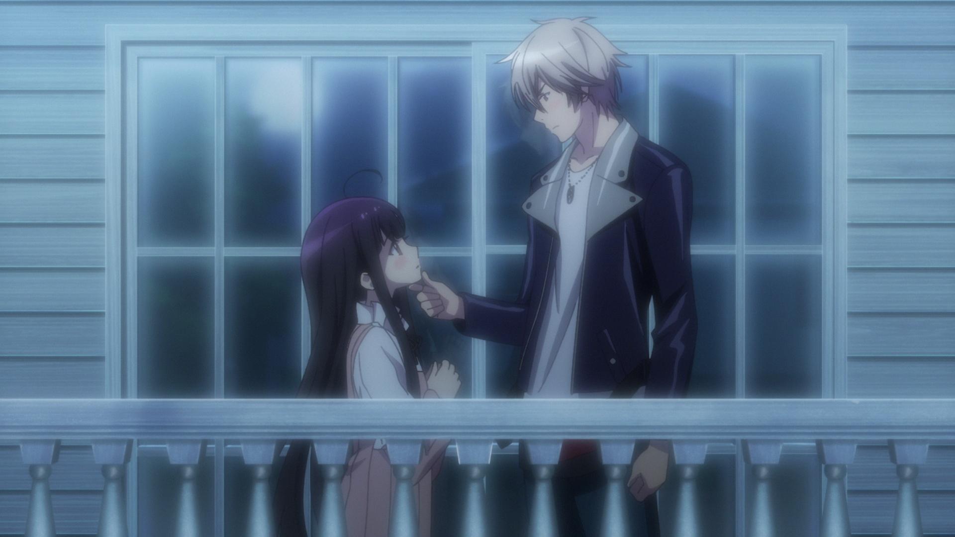 Weird romance animes like Inu X Boku SS, First Love Monster